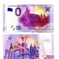 "0 Euro: ""La Conciergerie"" -Paris-..."