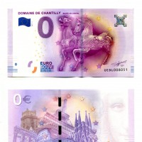 "0 Euro: ""Domaine De Chantilly""..."