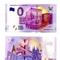 "0 Euro: ""Carrieres De Lumieres""..."
