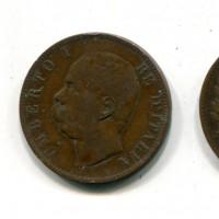 b01fe38459 Monete italiane, Umberto I (1878-1900), 10 Cent. - Numismatica Varesina